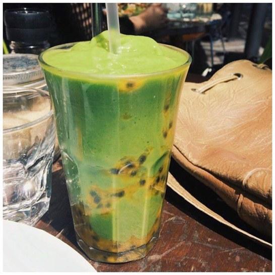 argo Passionite smoothie