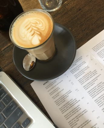 Coffee Institute Latte