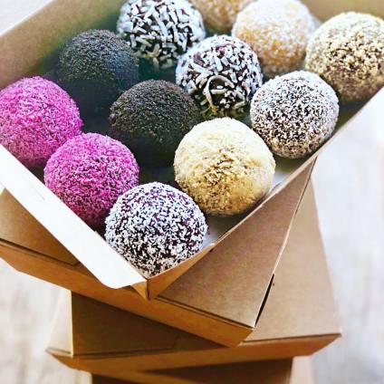 protein balls